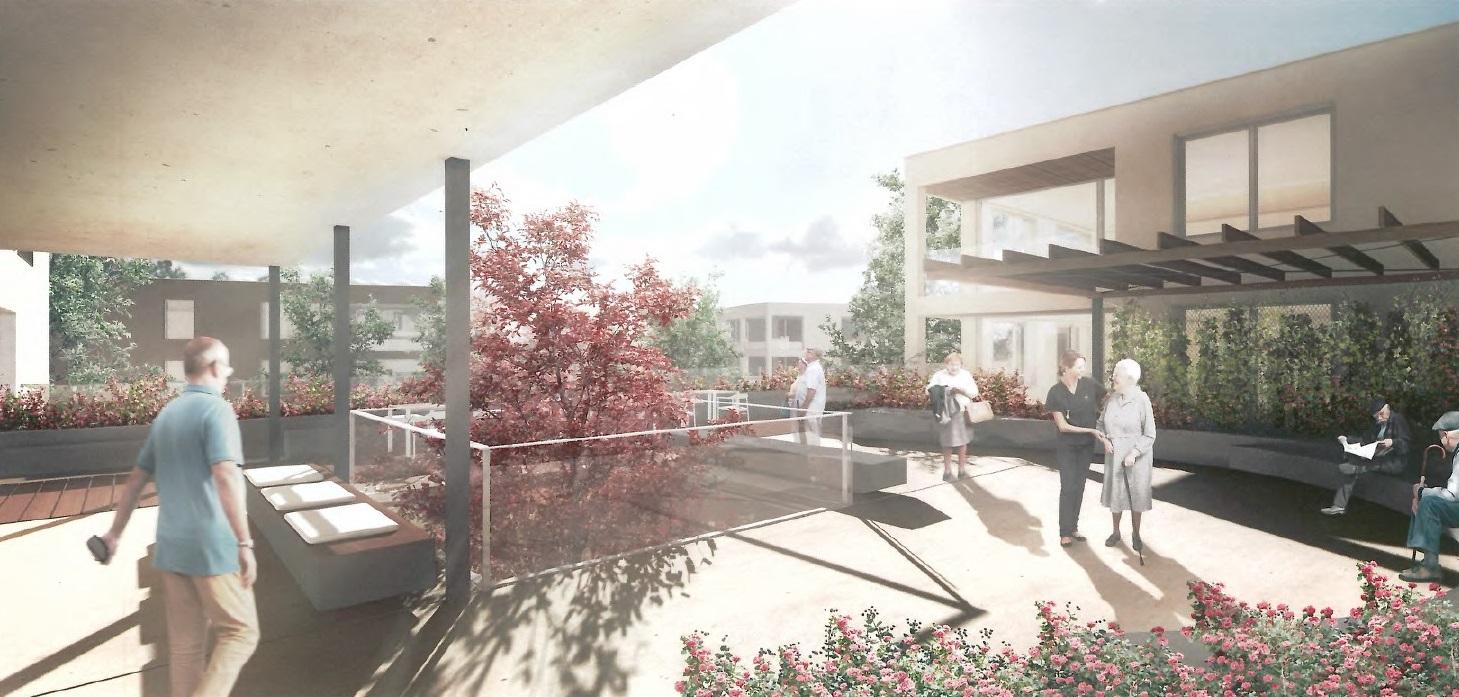 Mietwohnungen Neubau Steinengasse Obergsgen - hier
