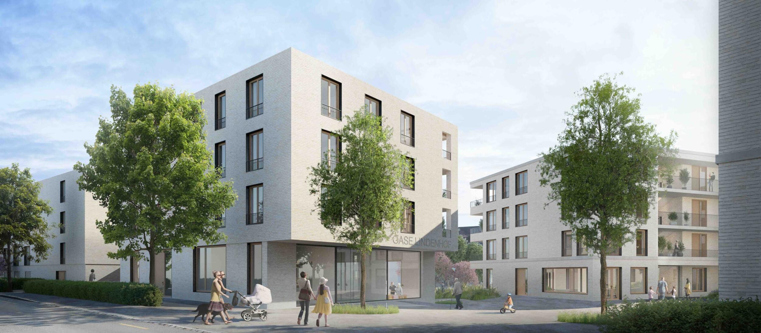 Vermietung Wohnung 3.5 Zimmer - Wetzikon - CHF 1440